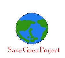 save gaea project